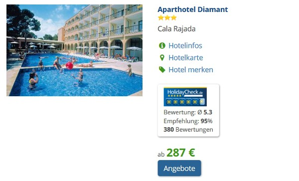 Mallorca Preiswerte Hotels All Inclusive
