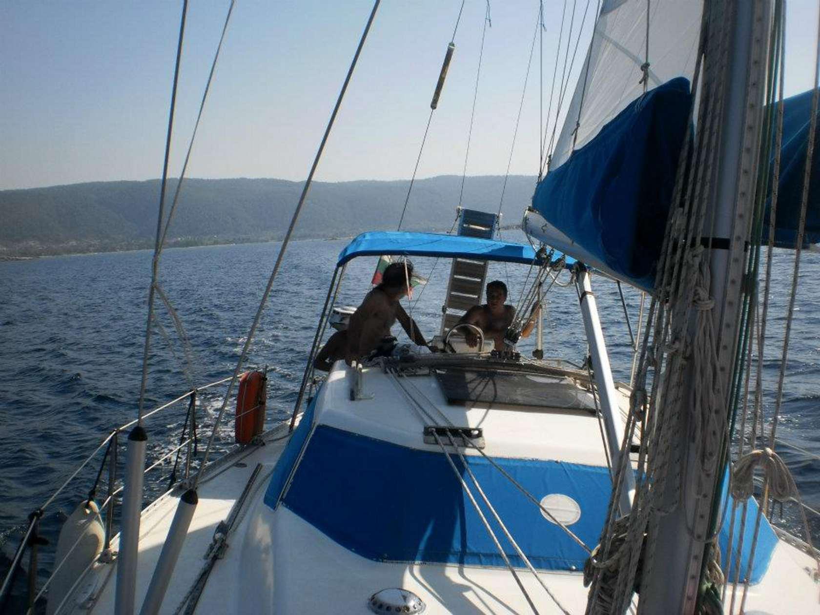 Urlaub Chalkidiki Bootsfahrten Sithonia Vourvourou Ormos-Panagia Reisen