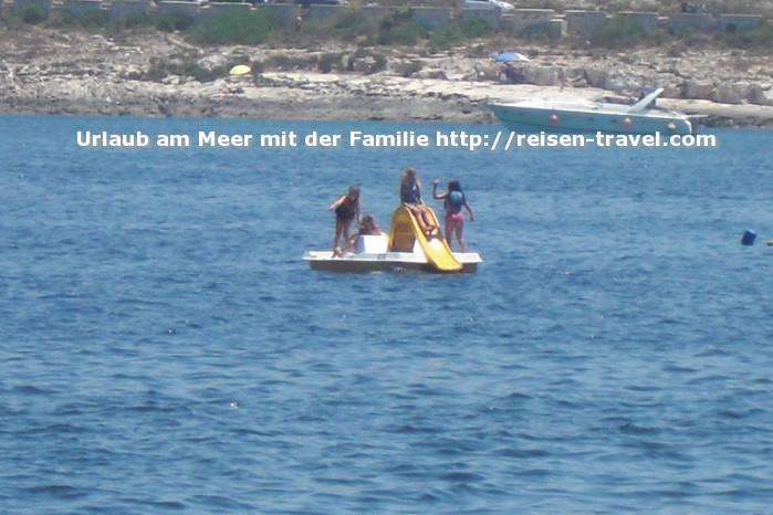 Familienurlaub am Meer mit der ganzen Familie Reisen